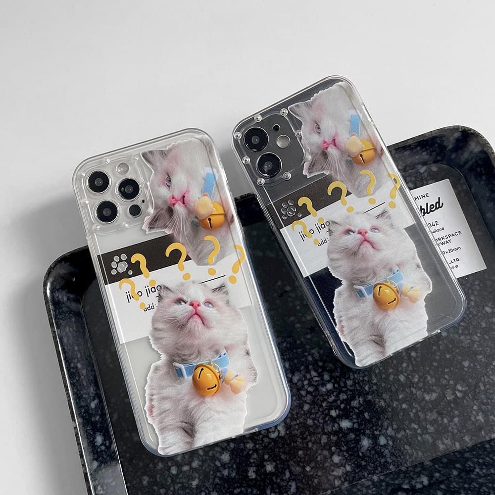 Ragdoll Cat Print Full Cover iPhone Case