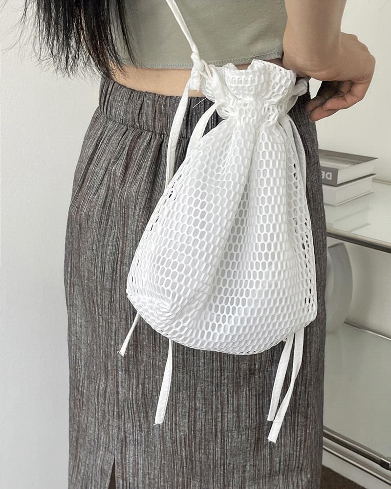 Cooing Net Net Bokjori Mini Crossbody Bag 肩背包
