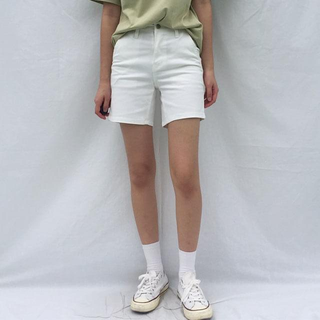 from cotton shorts