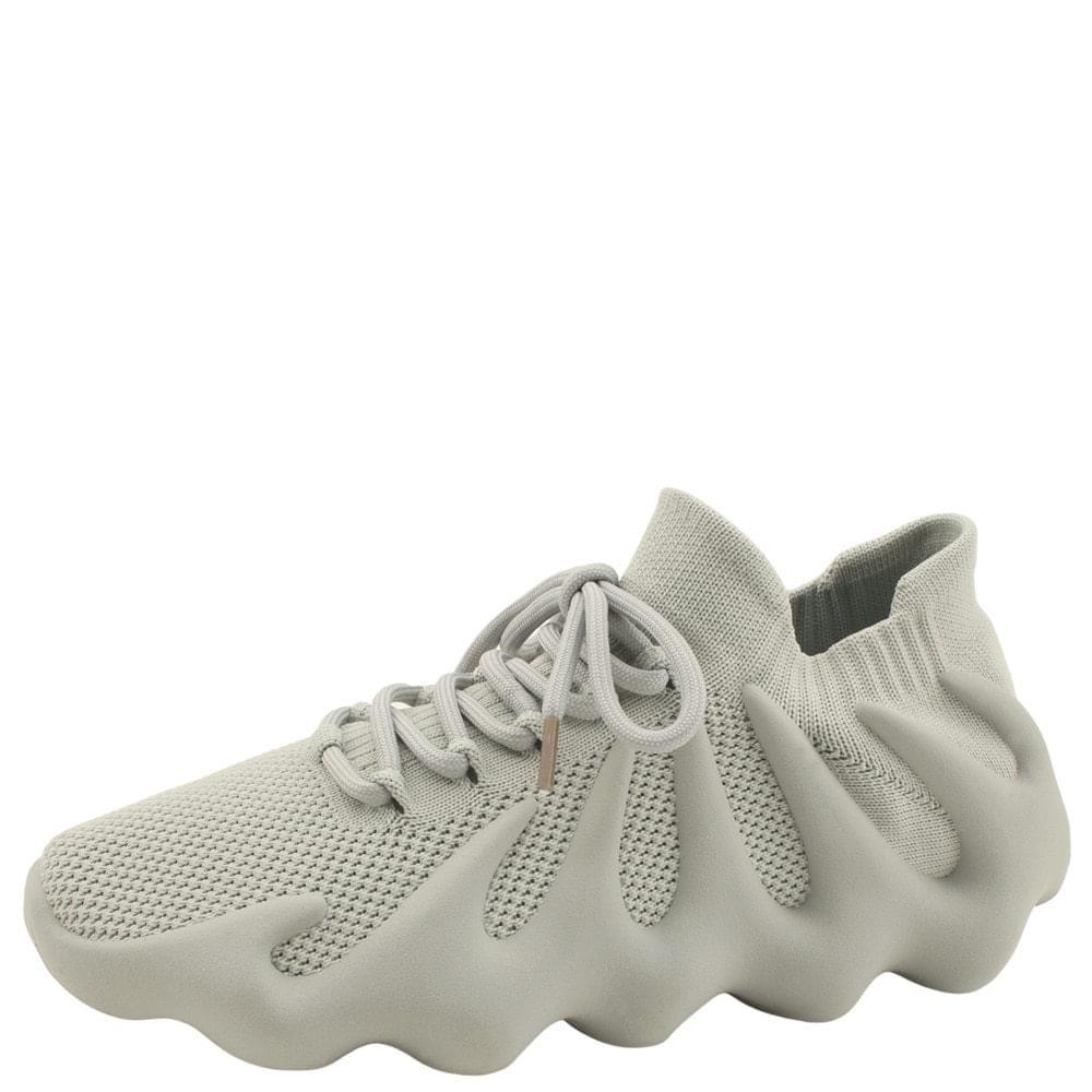 Knitwear Socks Malang Soft Sneakers Gray