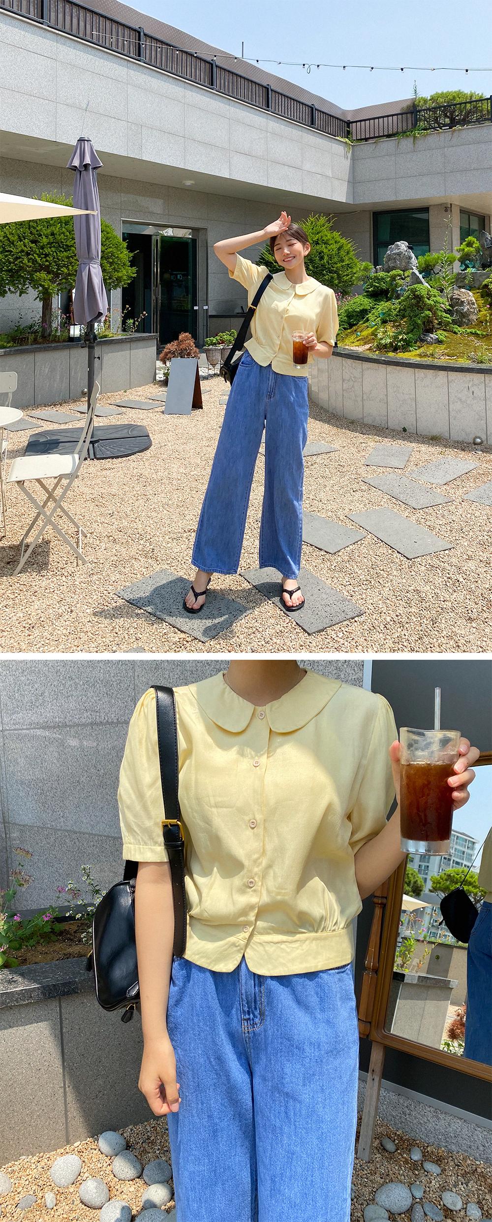 Big Size 26-38 Inch Mood Summer Wide Denim Pants
