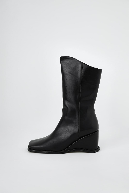 Platform middle Boots