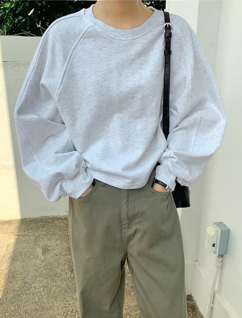 Cozy Lining Crop Sweatshirt