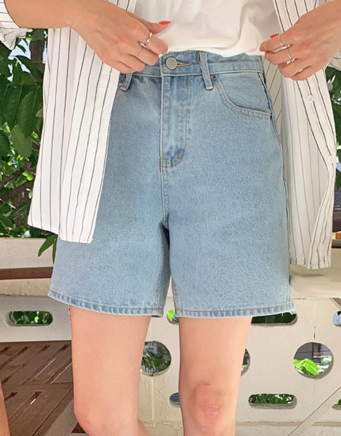 Cool Summer Daily Denim Short Pants