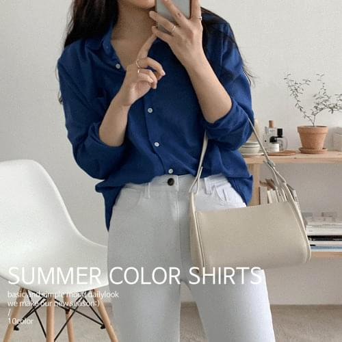 어반루즈데일리셔츠(10color)
