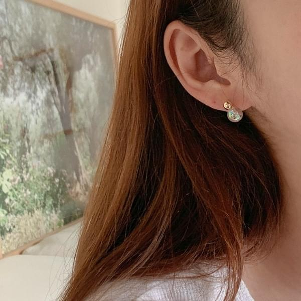 Swords Gold Earrings