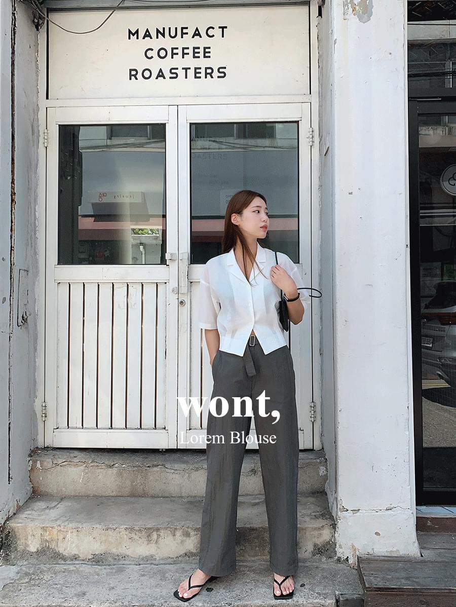lorem blouse