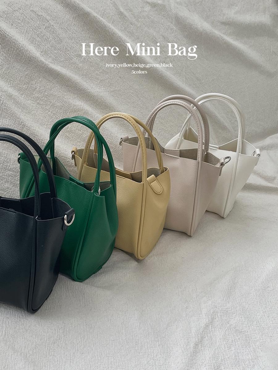 Hear mini bag