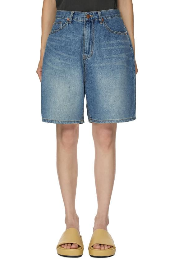Cool Boy Fit Denim Shorts
