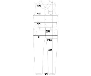Patterned Summer String Jumpsuit #79219