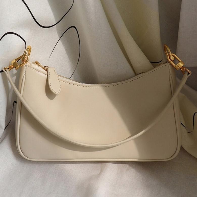 Modern Soft Chain One Line Shoulder Bag