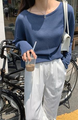 Yeolim Loose-fit Knitwear