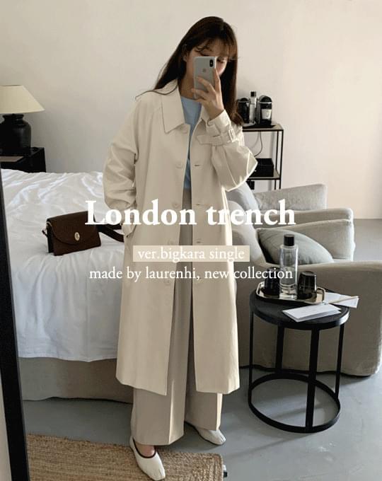 london trench coat