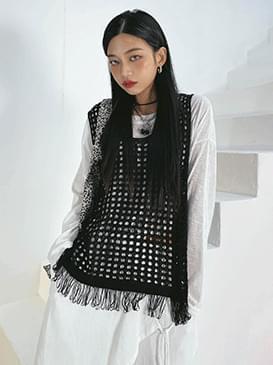 Fringed Melly Knitwear Best