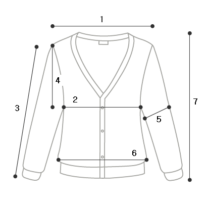 Alt color matching cropped cardigan