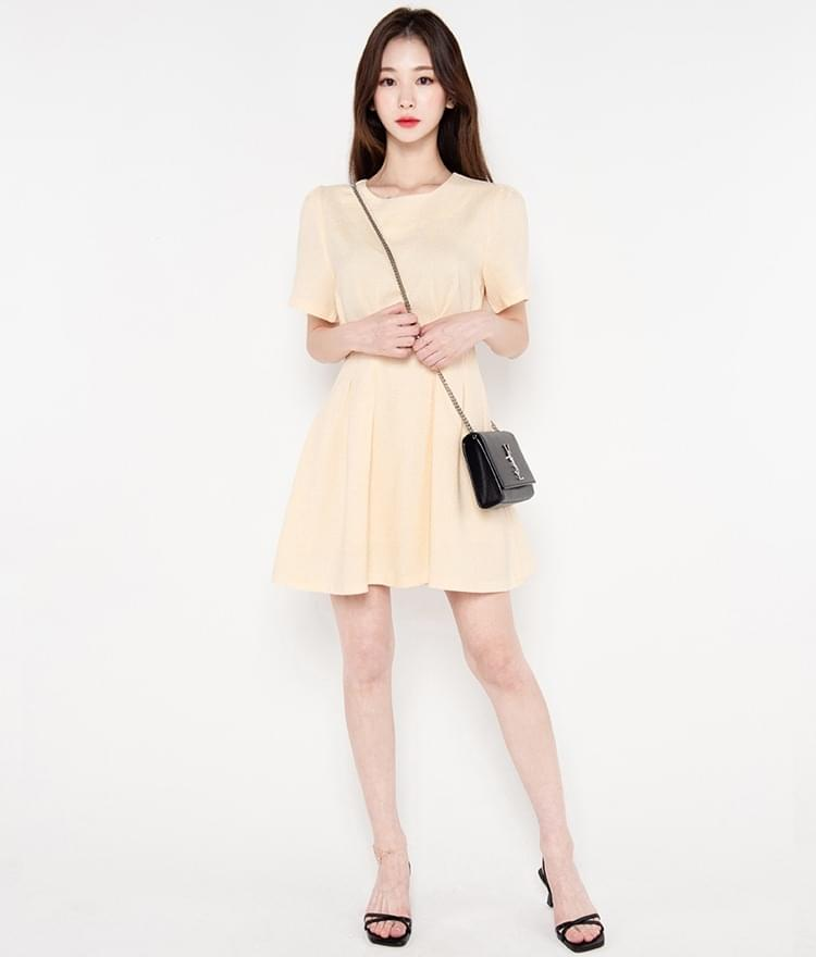 Coco tweed mini Dress