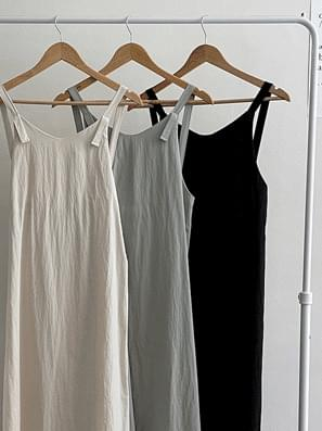 Bella nylon long string Dress