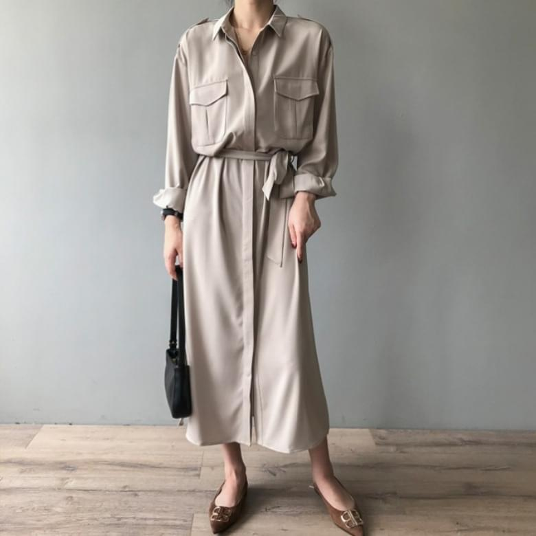 French open collar shirt Dress up to size 77