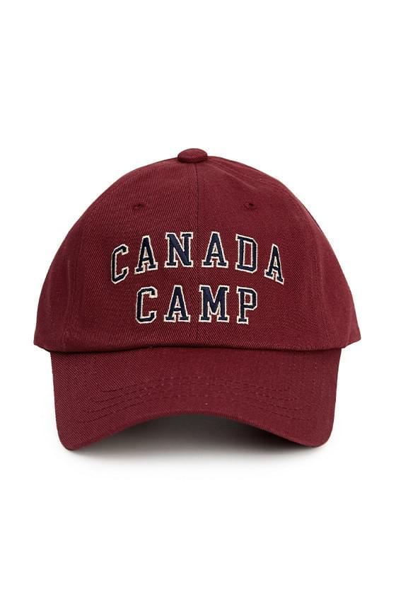 camp patch cap