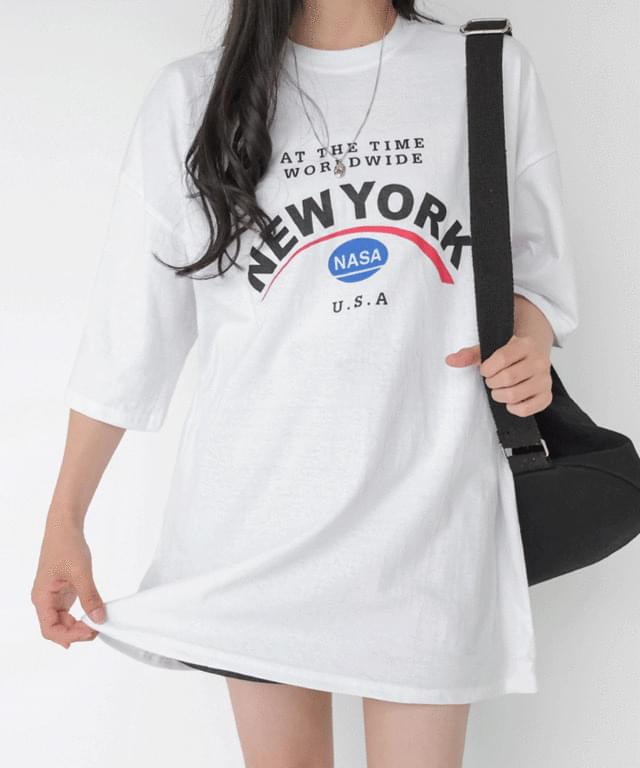 Big Size 55-99 Screw Loose-fit Fit Short Sleeve Tee