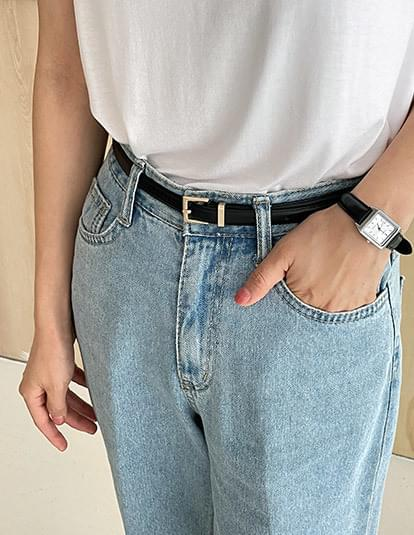 Daily Square Belt