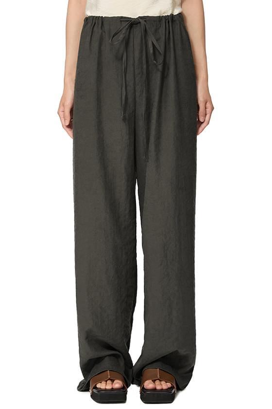 kai string wide pants