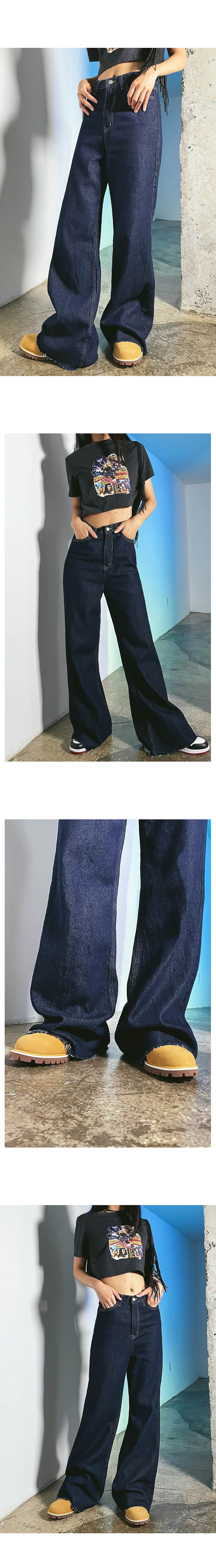 Flared Holly Wide Pants