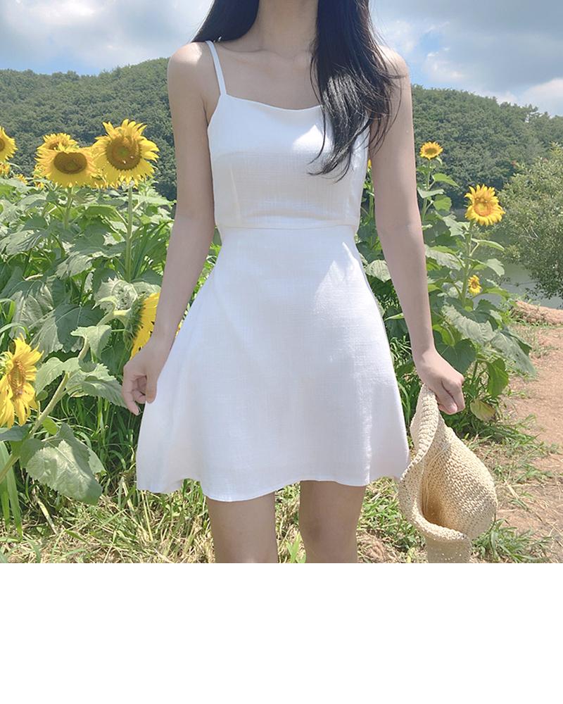 Narc Sleeveless Dress