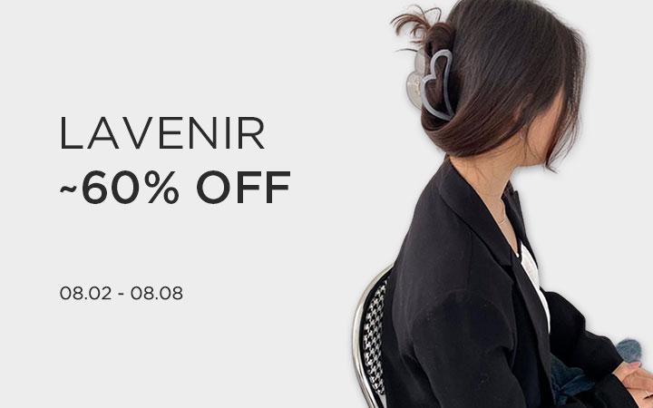 LAVENIR ~60% OFF