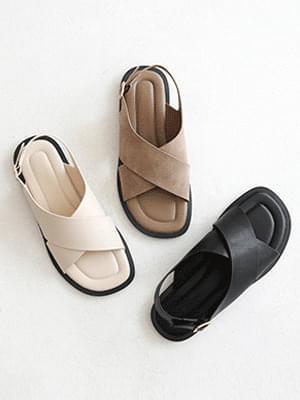 Mood Up Slingback Sandals 1cm