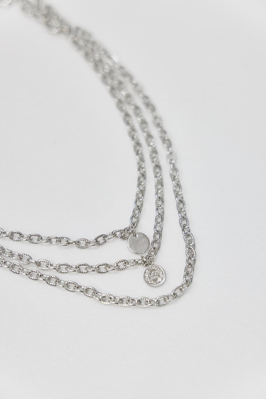 Three layering Necklace