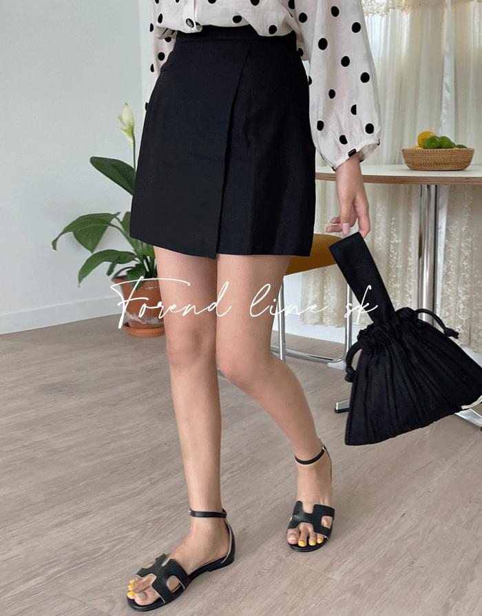 four-line skirt