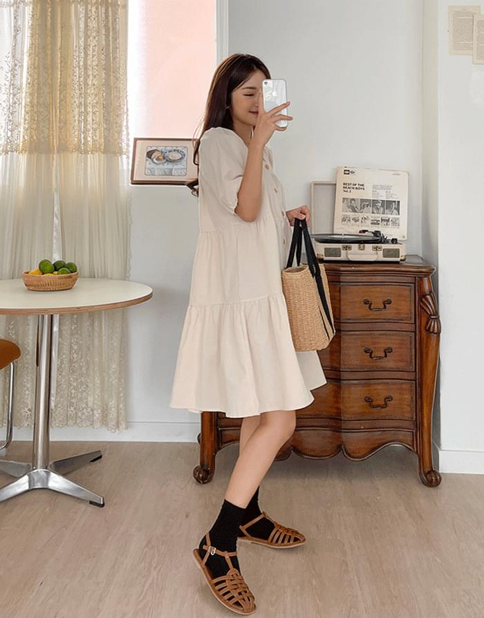 Cotton Wiki Dress