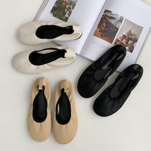 Mare flat shoes