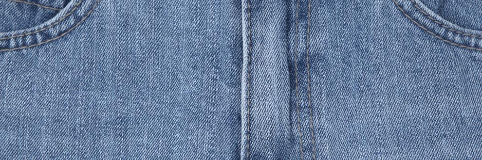 Hort Long Wide Denim Pants - 1 color