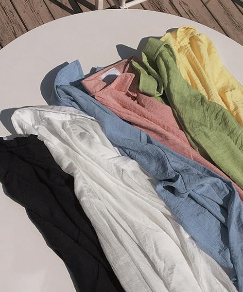 Agnes Loose-fit Shirt Shirt Blouse