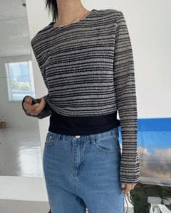 Lea Vintage Round Knitwear