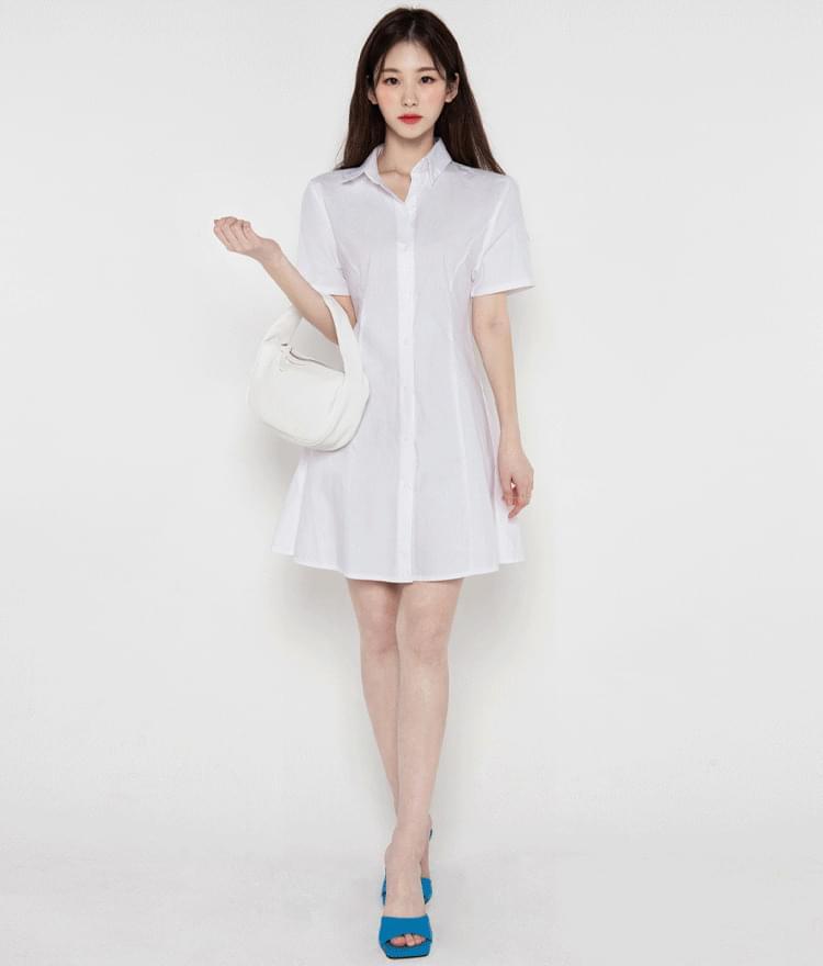 clean mini Dress