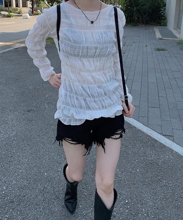 Black Levin Short Pants