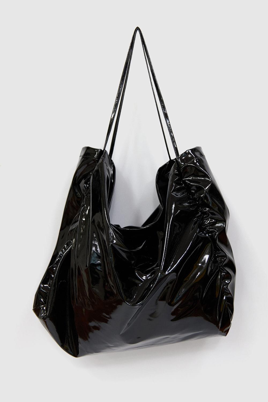 Enamel big Bag