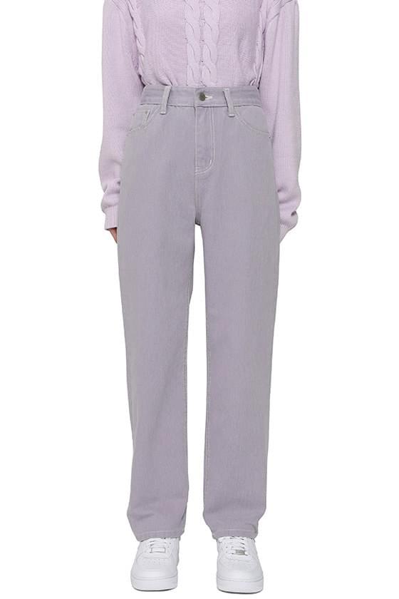 Local Pigment Cotton Trousers