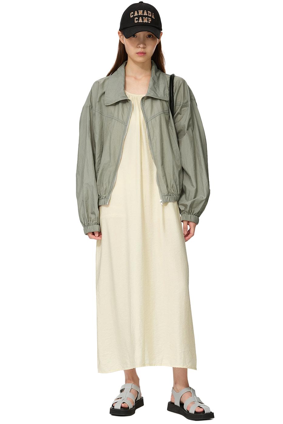 rebel wind zip-up jacket