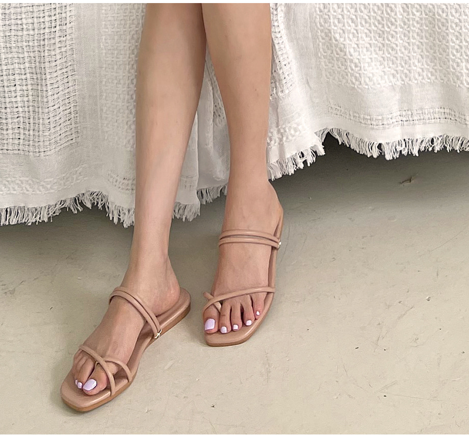 nephron strap two-way shorts sandals