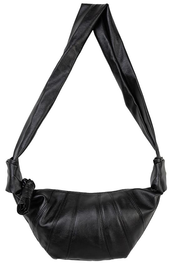 Bump cross shoulder bag