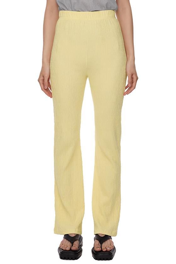 Lounge Slim Wrinkle Pants