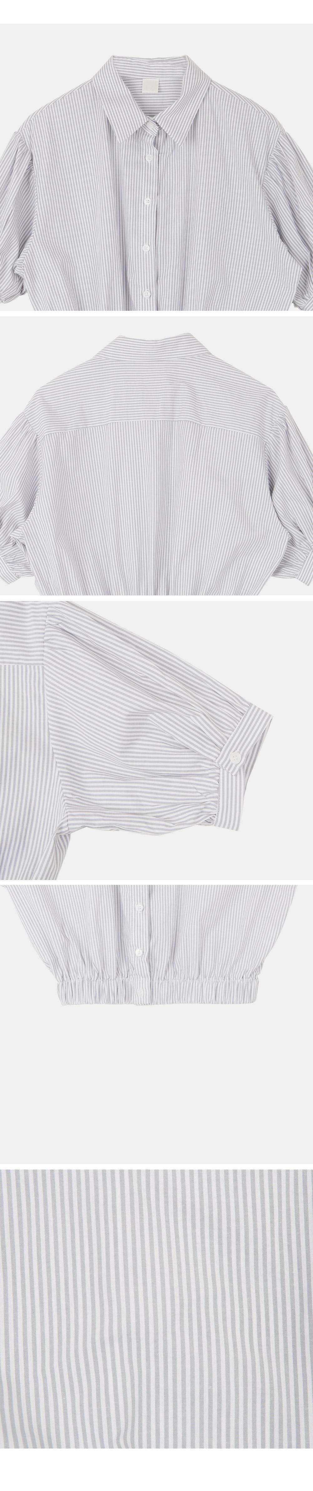 cropped shirt blouse