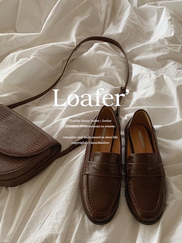 charlie penny loafer 樂福鞋