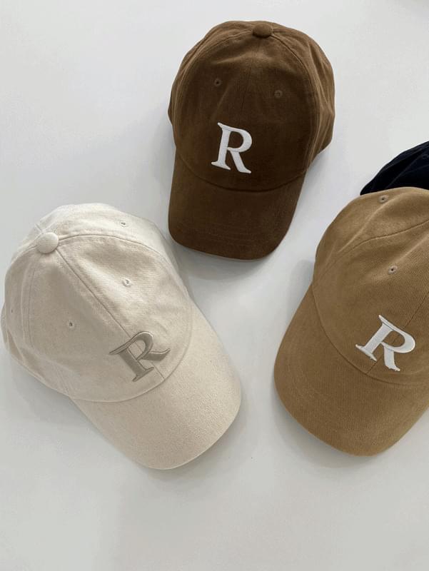 R Ball Cap