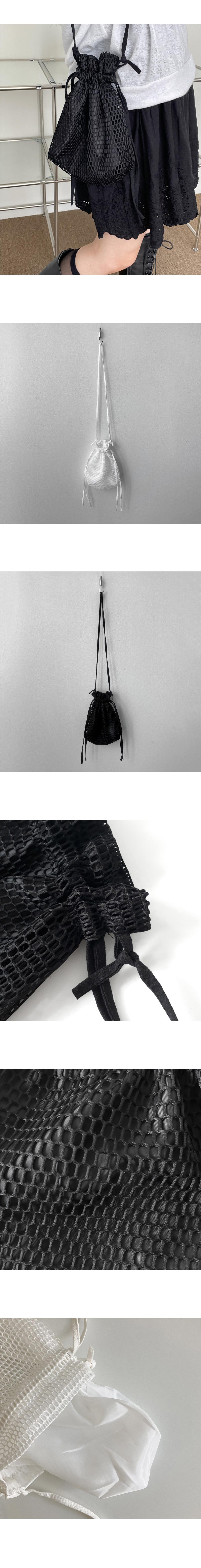 Cooing Net Net Bokjori Mini Crossbody Bag