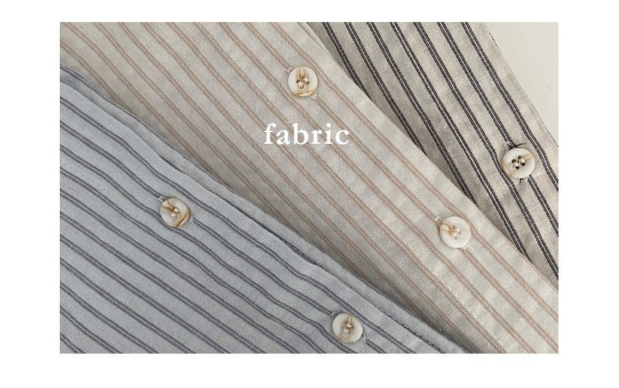 modern striped oxford tan tan shirt